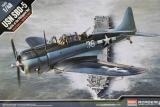 ACADEMY 1/48 Douglas SBD5 Dauntless
