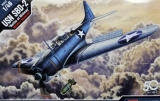 ACADEMY 1/48 Douglas SBD2 Dauntless