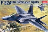ACADEMY 1/48 Lockheed-Martin F22A Raptor
