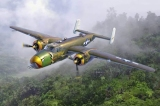 ACADEMY 1/48 North-American B25D Pacifique