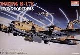 ACADEMY 1/72 Boeing B17F