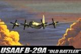 ACADEMY 1/72 Boeing B29A