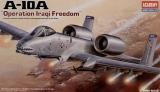 ACADEMY 1/72 Fairchild A10A Thunderbolt II