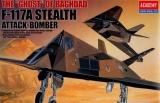 ACADEMY 1/72 Lockheed F117A