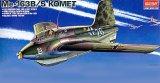 ACADEMY 1/72 Messerschmitt Me163B/S