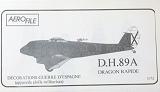 AEROFILE 1/72 De Havilland DH89A Espagne