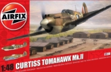 AIRFIX 1/48 Curtiss Tomahawk MkII