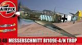AIRFIX 1/48 Messerschmitt Bf109E4N/trop