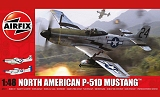 AIRFIX 1/48 North-American P51D