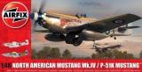 AIRFIX 1/48 North-American Mustang MkIV / P51K