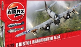 AIRFIX 1/72 Bristol Beaufighter TF10