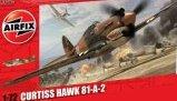 AIRFIX 1/72 Curtiss Hawk 81A2 (P40B)