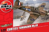 AIRFIX 1/72 Curtiss Tomahawk MkIIB