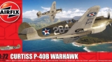 AIRFIX 1/72 Curtiss P40B Warhawk
