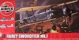 AIRFIX 1/72 Fairey Swordfish MkI