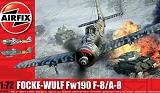 AIRFIX 1/72 Focke-Wulf Fw190A8/F8