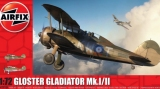 AIRFIX 1/72 Gloster Gladiator MkI