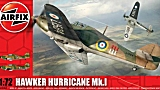 AIRFIX 1/72 Hawker Hurricane MkI (early)