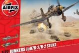 AIRFIX 1/72 Junkers Ju87B2/R2 Stuka