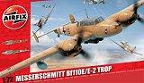 AIRFIX 1/72 Messerschmitt Bf110E/E2 trop.