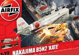 AIRFIX 1/72 Nakajima B5N2 Kate