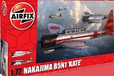 AIRFIX 1/72 Nakajima B5N1 Kate