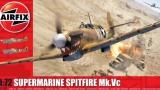 AIRFIX 1/72 Supermarine Spitfire MkVc
