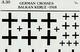 ALMARK 1/72 Allemagne croix 1ere GM type 1918