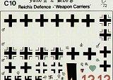 ALMARK 1/72 Allemagne Défense du Reich