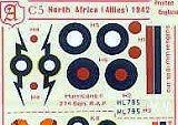 ALMARK 1/72 Alliés Afrique du Nord 1942