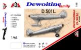 AMG 1/48 Dewoitine D501L