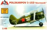 AMG 1/48 Polikarpov I-153 Sturmovik