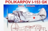 AMG 1/48 Polikarpov I-153 GK