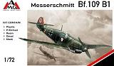AMG 1/72 Messerschmitt Bf109B1