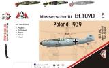 AMG 1/72 Messerschmitt Bf109D1