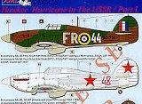 AML 1/72 Hawker Hurricane MkIIB soviétiques