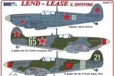 AML 1/72 Spitfires en Lend-Lease pt1
