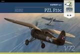 ARMA HOBBY 1/72 PZL P11c