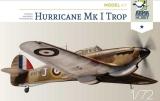 ARMA HOBBY 1/72 Hawker Hurricane MkI trop
