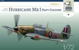 ARMA HOBBY 1/72 Hawker Hurricane MkI Navy
