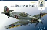 ARMA HOBBY 1/72 Hawker Hurricane MkIIC