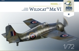 ARMA HOBBY 1/72 Grumman Wildcat MkVI
