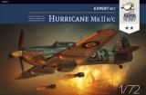 ARMA HOBBY 1/72 Hawker Hurricane MkIIB/IIC