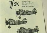 AVIATION USK 1/72 Polikarpov I-15 Espagne