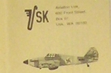 AVIATION USK 1/72 Hurricane MkI Finlande