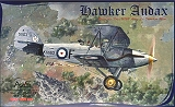 AVIS 1/72 Hawker Audax