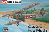 AVI-Models 1/72 De Havilland Fox Moth Autralie