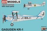 AVI-Models 1/72 Gasuden KR1