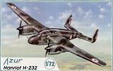 AZUR 1/72 Hanriot H232/2