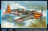 AZUR 1/72 Morane-Saulnier MS406C1 Vichy